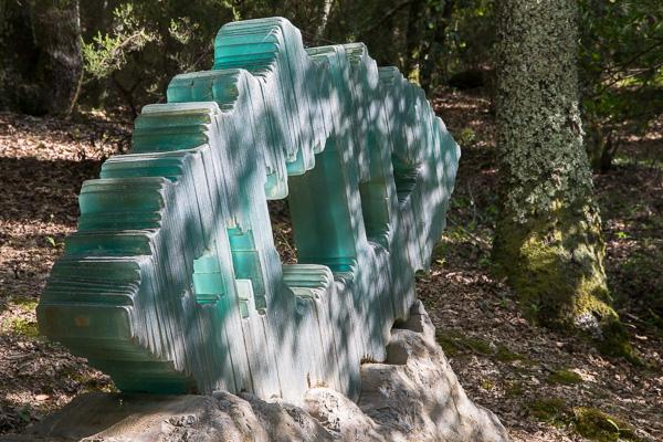 Toskana - Chianti Skulpturenpark