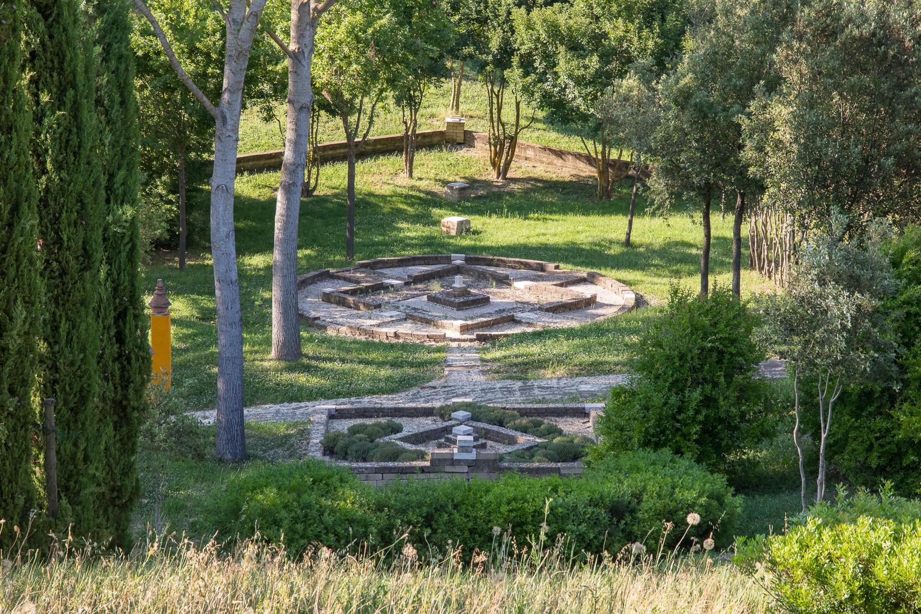 Toskana - Bosco della Ragnaia